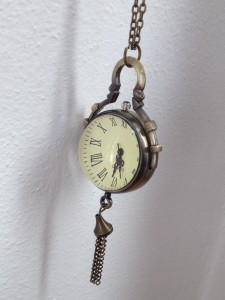 weird orb steampunk pocket watch