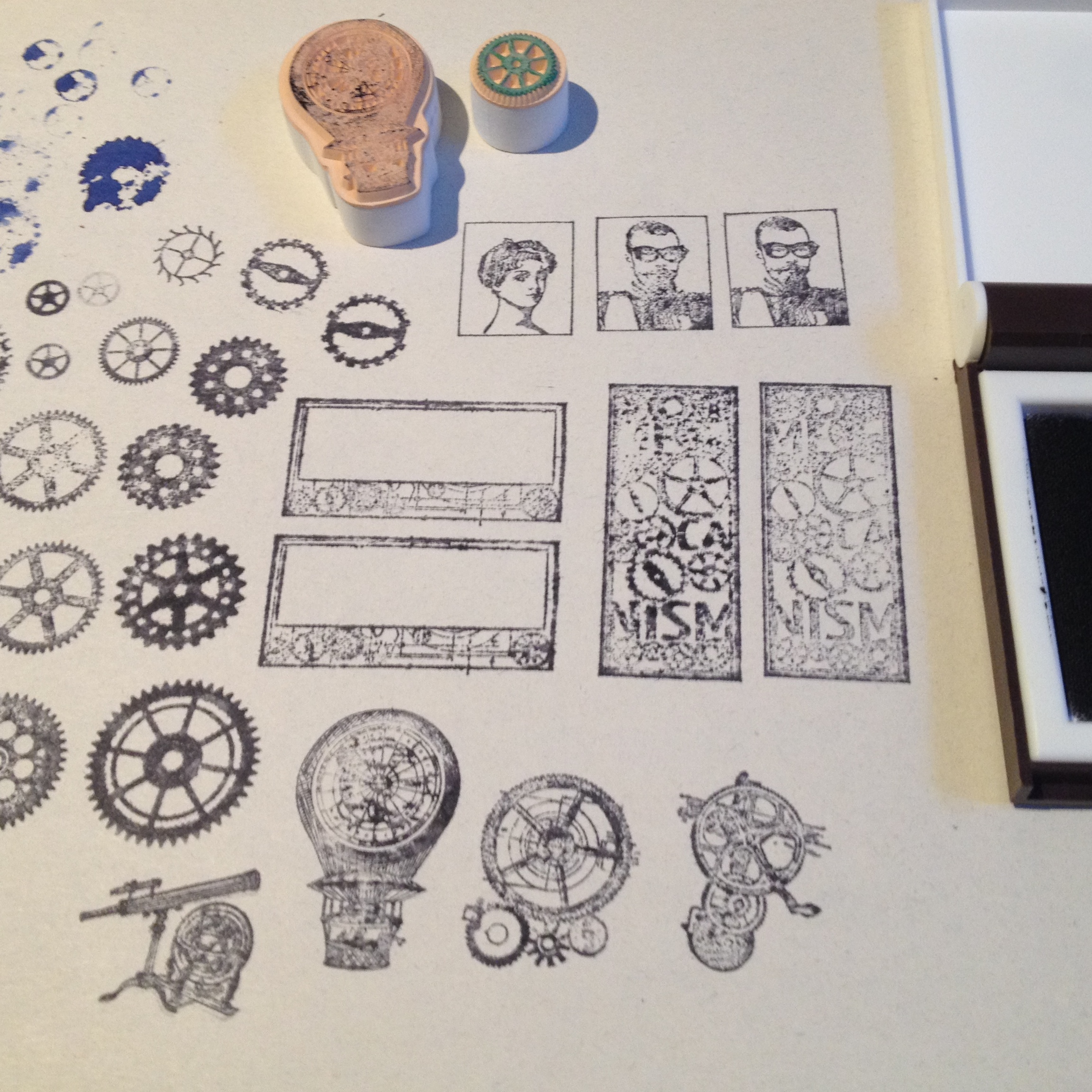 Seapegasus Blog » I Accidentally My Business Cards With Gears