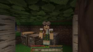 minecraft first day