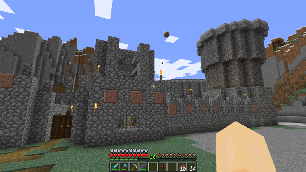 minecraft fortress