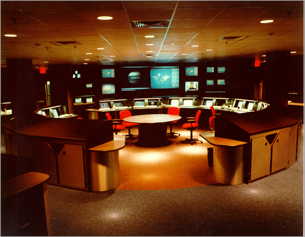 mainframe data center